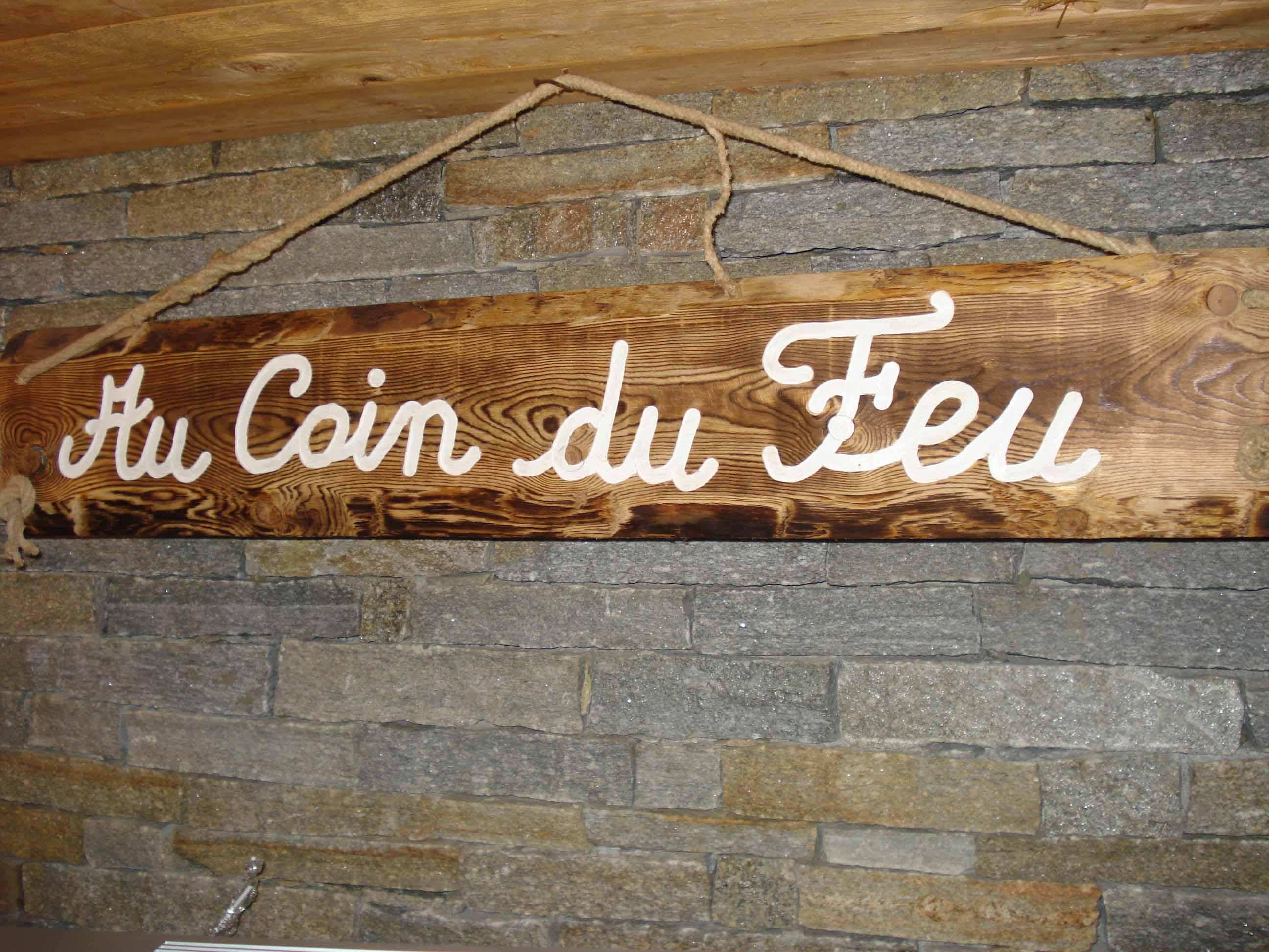 Photo galery of the restaurant / Photogalerie des Restaurants.